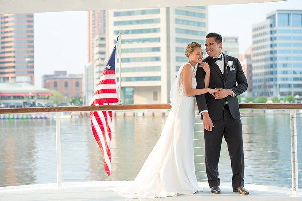 4th of July Wedding Inspiration  ||  Dave McIntosh Photography  ||  Charm City Wed  ||  www.charmcitywed.com
