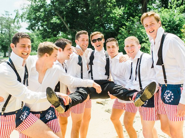 4th of July Wedding Inspiration  ||   Krista A. Jones Photography  ||  Charm City Wed  ||  www.charmcitywed.com