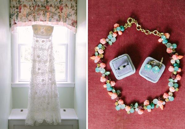 BHLDN Wedding Dress || Meghan Boyer Photography || Charm City Wed || www.charmcitywed.com