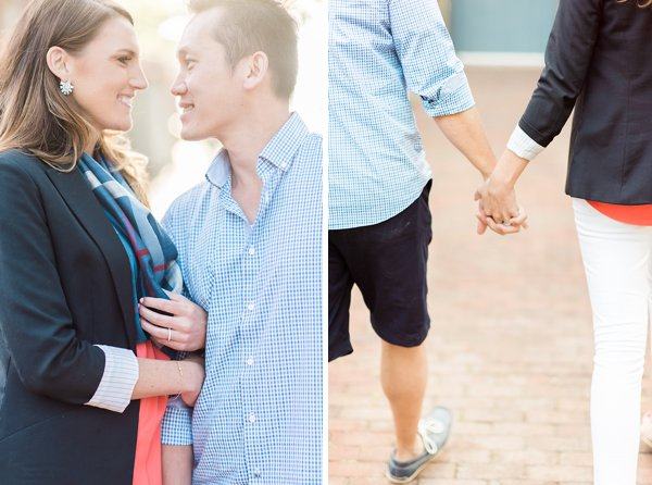 Alexandria Engagement Session  ||  Elizabeth Fogarty   ||  Charm City Wed  ||  www.charmcitywed.com
