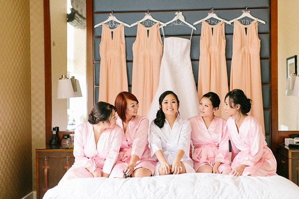 Bridesmaids Wedding Prep at the Hotel Monaco Baltimore  ||  Anny Photography  ||  Charm City Wed  ||  www.charmcitywed.com