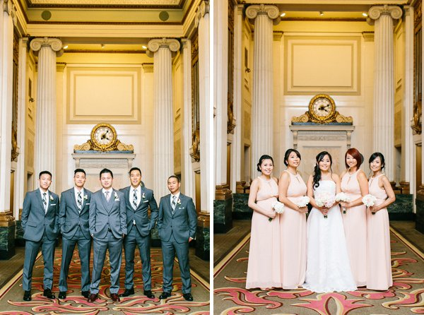 Hotel Monaco Wedding in Baltimore  ||  Anny Photography  ||  Charm City Wed  ||  www.charmcitywed.com