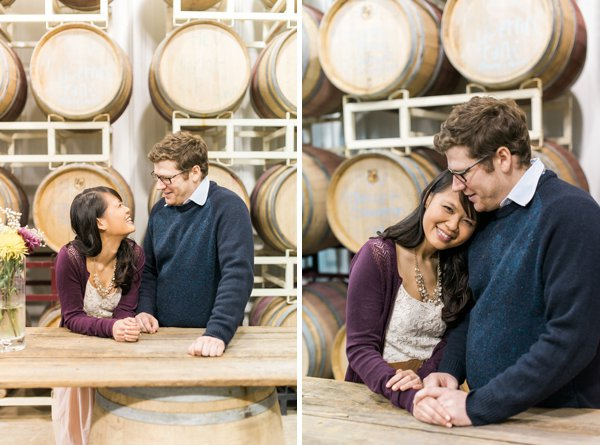 Annapolis Winery Engagement Session  ||  Joy Michelle Photography  ||  Charm City Wed  ||  www.charmcitywed.com