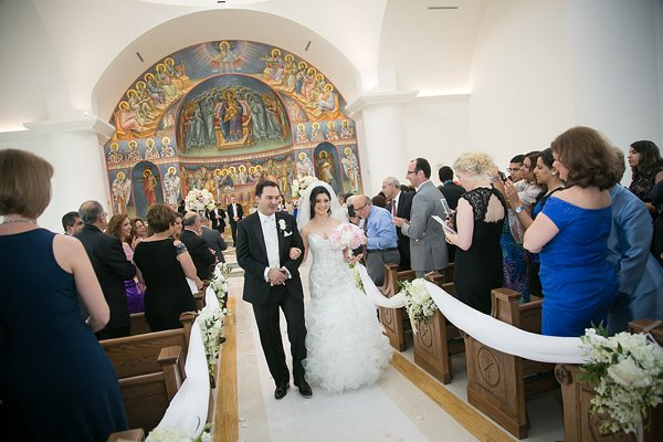 St. Mary's Orthodox Church Wedding Ceremony || Artful Weddings || Charm City Wed || www.charmcitywed.com