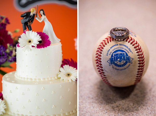 Ripken Stadium Wedding  ||  Gronde Photography  ||  Charm City Wed  ||  www.charmcitywed.com