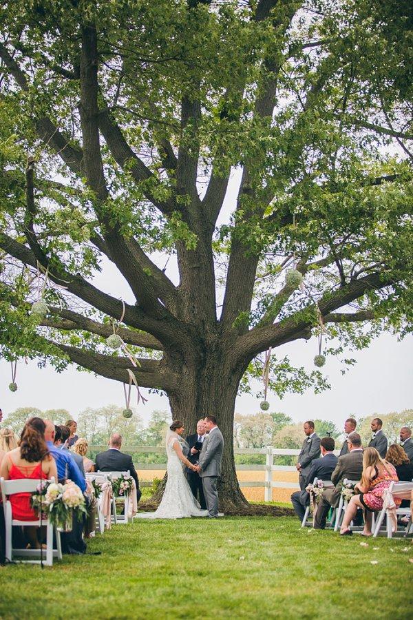 Running Fox at Brittland Estates Wedding || Intrinsic Events || Tyler Lyons Photography || Charm City Wed || www.charmcitywed.com