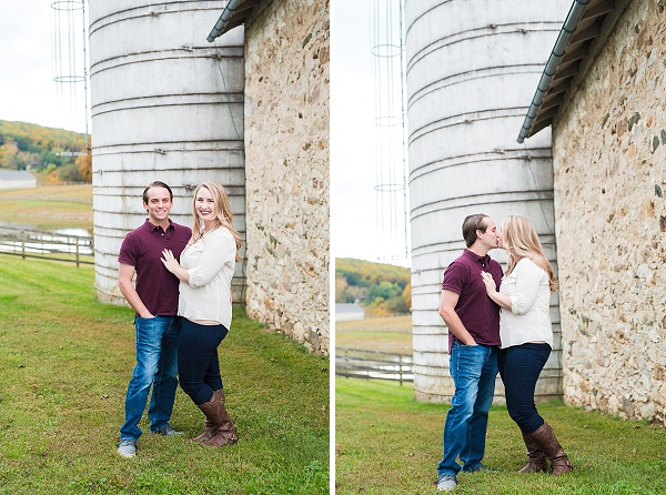 Country Engagement Session || Photography by Brea || Charm City Wed || www.charmcitywed.com