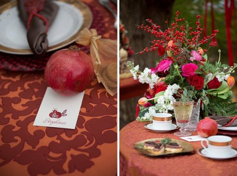 Fall Inspired Wedding Styled Shoot || Evelyn Alas Photography || Charm City Wed || www.charmcitywed.com