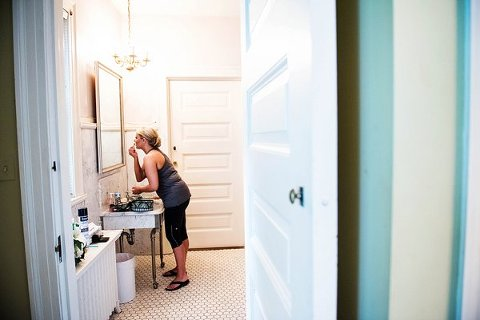 Liriodendron Wedding || Kathleen Hertel Photography || Charm City Wed || www.charmcitywed.com