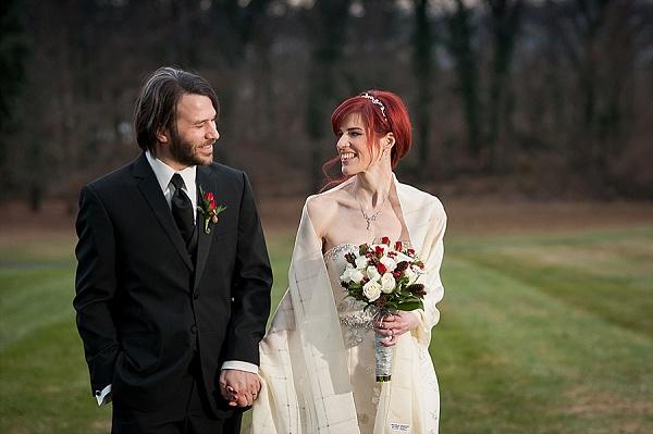 Antrim 1844 Holiday Wedding    Jennifer Smutek Photography    Charm City Wed    www.charmcitywed.com