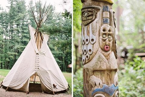 Camp Puh'tok Wedding    Matoli Keely Photography    Charm City Wed    www.charmcitywed.com