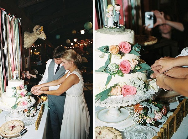Camp Puh'tok Wedding || Matoli Keely Photography || Charm City Wed || www.charmcitywed.com