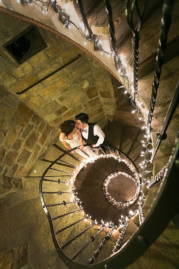 the cloisters wedding by artful weddings photography