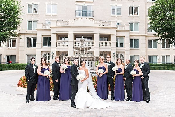 westin annapolis wedding by kirsten photography