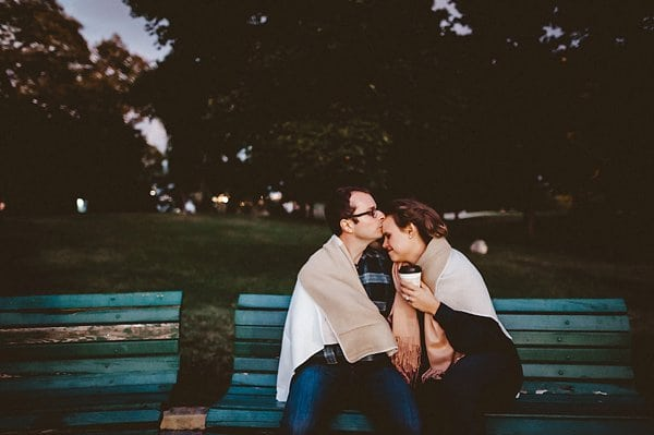 Downtown Baltimore Engagement Session    Thread+Feather Photography    Charm City Wed    www.charmcitywed.com