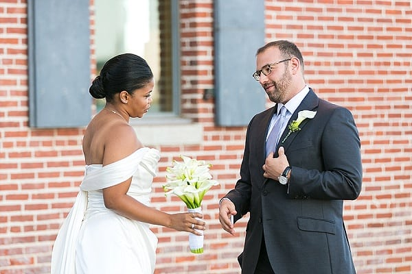 Frederick Douglass Maritime Museum Wedding || tPoz Photography || Charm City Wed || www.charmcitywed.com