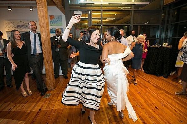 Frederick Douglass Maritime Museum Wedding    tPoz Photography    Charm City Wed    www.charmcitywed.com