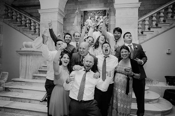 Wedding at the Walters Art Museum || Eventi by Diana Venditto || Charm City Wed || www.charmcitywed.com