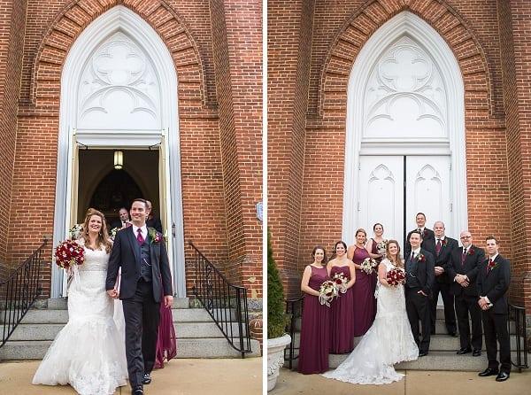 Westin Annapolis Wedding || Anna Schmidt Photography || Charm City Wed || www.charmcitywed.com