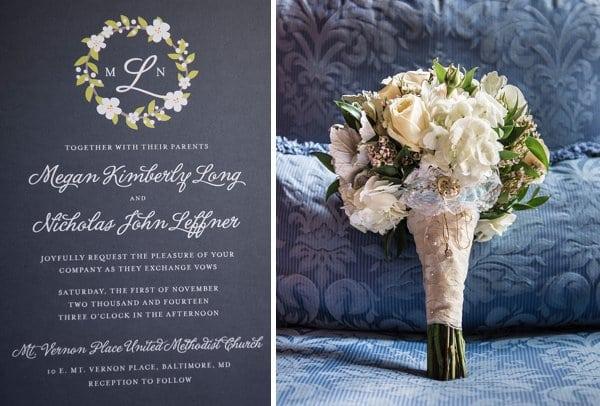 Winter AVAM Wedding || Leah Rhianne Photography || Charm City Wed || www.charmcitywed.com