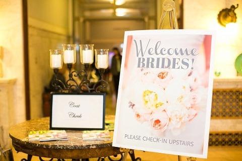 Baltimore Bride Aisle Style 2015