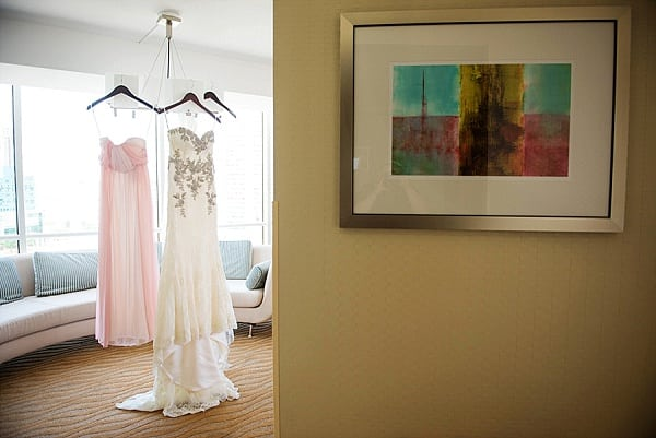 Baltimore Hyatt Regency Wedding || Kathleen Hertel Photography || Charm City Wed || www.charmcitywed.com
