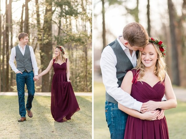 Lakeside Styled Shoot at Bay Hills Golf Club || Adriana Marie Events || Lauren Swann Photography || Charm City Wed || www.charmcitywed.com