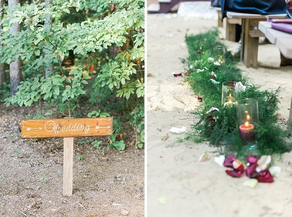 Pocomoke State Park DIY Wedding || Joy Michelle Photography || Charm City Wed || www.charmcitywed.com