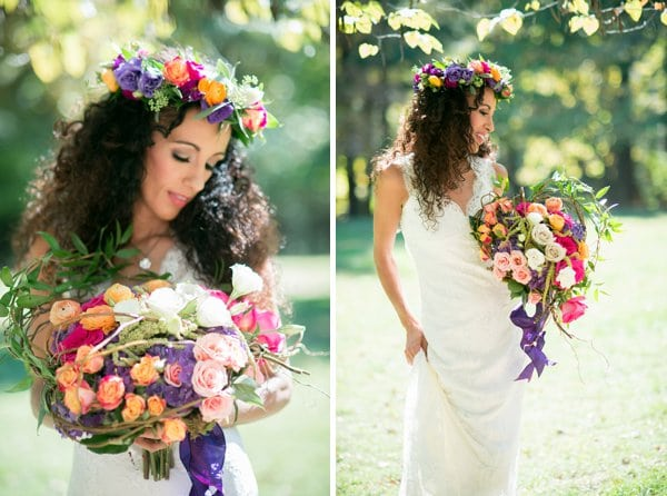 Spring Inspired Wedding Styled Shoot || Daisy Saulls Photography || Charm City Wed || www.charmcitywed.com