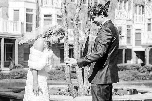Classic Waterfront Tabrizis Wedding || Lauren Nievod Photography || Charm City Wed || www.charmcitywed.com