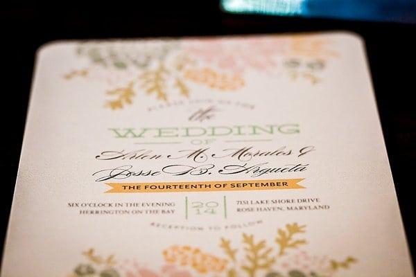 Herrington on the Bay Wedding || Velvet Crown Photography || Charm City Wed || www.charmcitywed.com