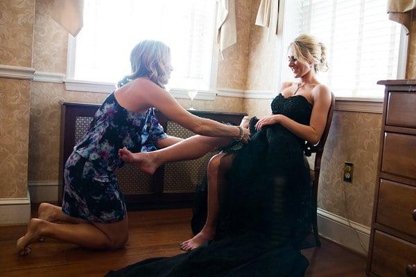 Kitty Knight House Inn Wedding || AmyO Photography || Charm City Wed || www.charmcitywed.com