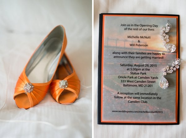 Camden Yards Wedding || Brooke Tyson Photography || Charm City Wed || www.charmcitywed.com