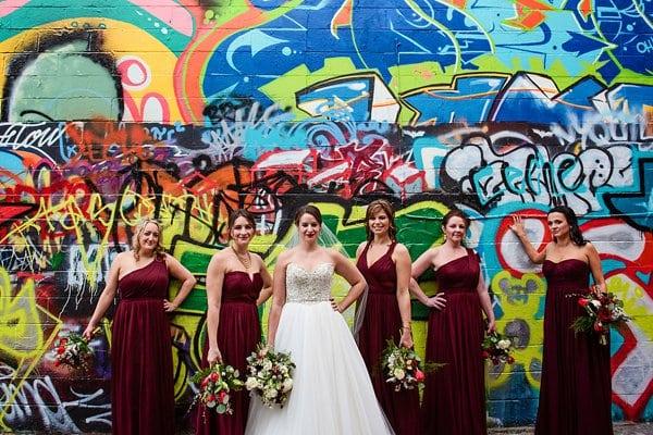 Tabrizi's NYE Wedding || Kathleen Hertel Photography || Charm City Wed || www.charmcitywed.com