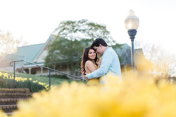 Quiet Waters Park Engagement Session || Molly Lichten Photography || Charm City Wed || www.charmcitywed.com