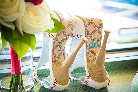 Ripken Stadium Wedding || Bradley Images || Charm City Wed || www.charmcitywed.com
