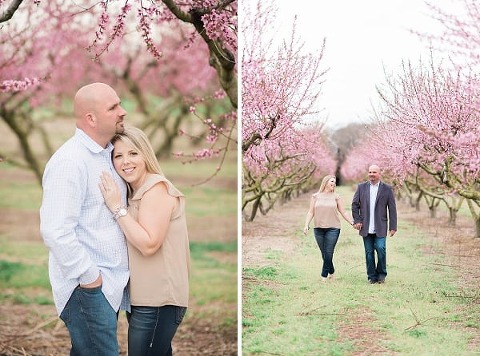 Swann Farm Engagement Session || Joy Michelle Photography || Charm City Wed || www.charmcitywed.com