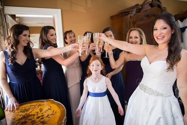 1840s Plaza Wedding || Anna Schmidt Photography || Charm City Wed || www.charmcitywed.com