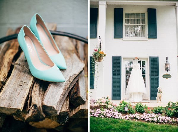 Antrim Wedding || Dani Leigh Photography || Charm City Wed || www.charmcitywed.com