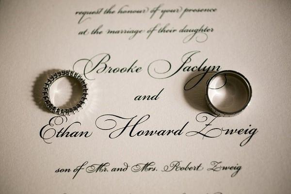 Beth El Synagogue Wedding || Artful Weddings || Charm City Wed || www.charmcitywed.com