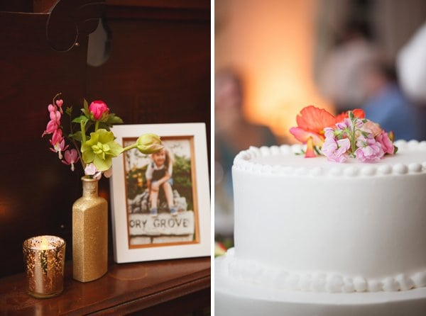 Emory Grove Wedding By SusieBecky Charm City Wed - Shilla Bakery Wedding Cake