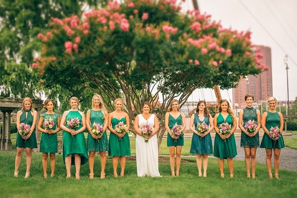 4th of July Wedding at the Anchor Inn || JFannon Photography || Charm City Wed || www.charmcitywed.com