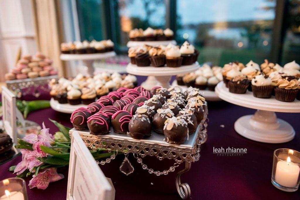 C&C wedding display - Leah Rhianne Photography9