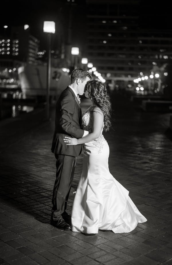 Indian Pier 5 Hotel Wedding    Brooke Tyson Photography    Charm City Wed    www.charmcitywed.com