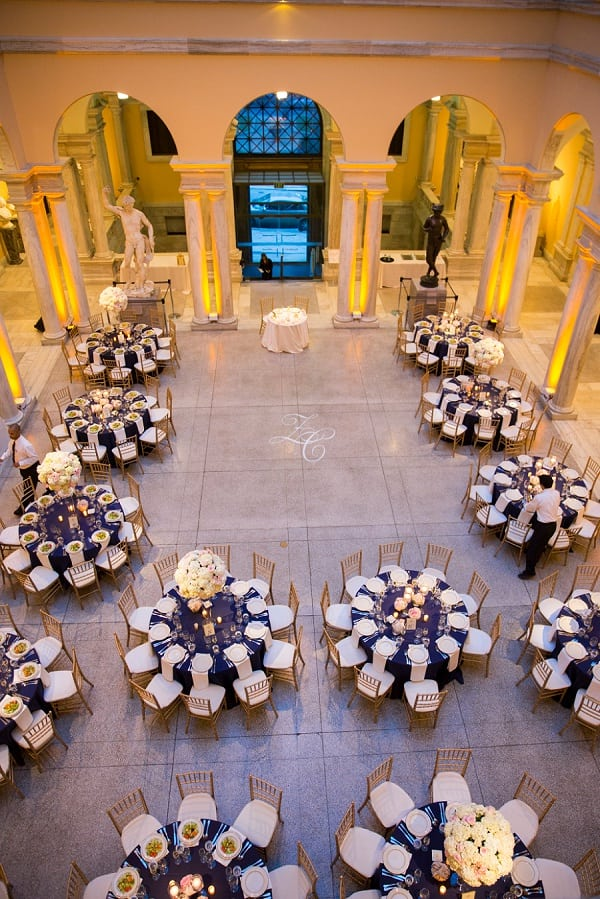Walters Art Museum Wedding || Anna Schmidt Photography || Charm City Wed || www.charmcitywed.com