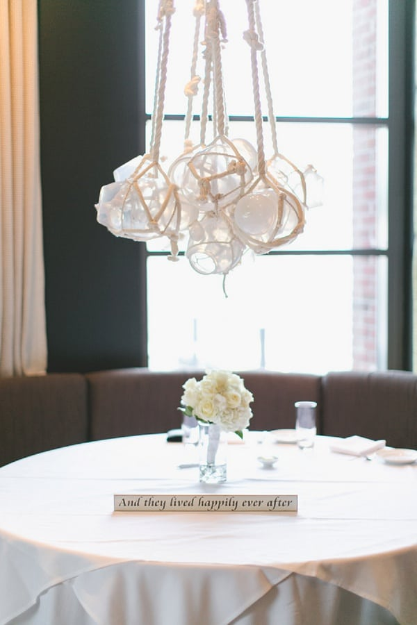Waterfront Kitchen Wedding || Anny. Photography || Charm City Wed || www.charmcitywed.com