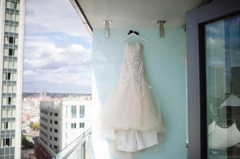 Elegant Four Seasons Wedding by Eli Turner Studios