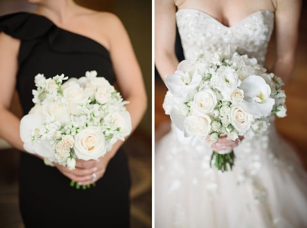 Elegant Four Seasons Wedding by Eli Turner Studios