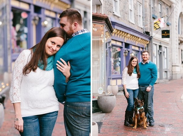 Old Ellicott City Engagement ||  Jen Harvey Photography  ||  Charm City Wed  ||  www.charmcitywed.com