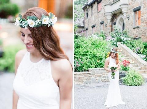 Fairytale Cloisters Castle Engagement Session by Bethanne Arthur